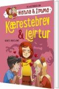hanna & emma 1. kærestebrev/lejrtur - bog