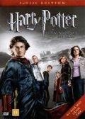 harry potter 4 og flammernes pokal / and the goblet of fire - DVD