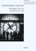 heidegger i relief - bog
