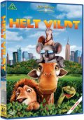 helt vildt / the wild - disney - DVD