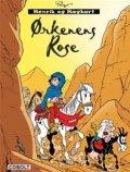 henrik & hagbart: ørkenens rose - bog