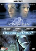 hollow man 1 + 2  - DVD