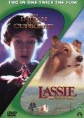 indianeren i skabet / lassie bedste venner for evigt - DVD