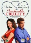 intolerable cruelty - DVD