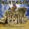iron maiden - somewhere back in time - best of - cd