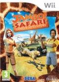jambo safari: ranger adventure - dk - wii