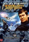 james bond - agent 007 i hendes majestæts hemmelige tjeneste - DVD