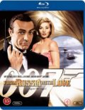 james bond: from russia with love / james bond: jages - Blu-Ray