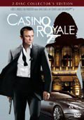 james bond - casino royale - DVD