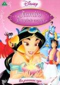 jasmins fortryllede eventyr - en prinsesses rejse - DVD