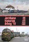 jernbanehistorisk årbog '10 - bog