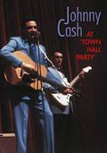 johnny cash - at town hall party - DVD