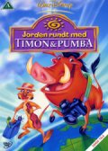 jorden rundt med timon og pumba - DVD