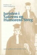 juristen i satirens og humorens streg - bog