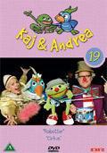 kaj og andrea 19 - DVD