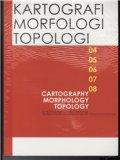 kartografi morfologi topologi - bog