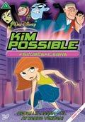 kim possible 2 - skurkefilerne - disney - DVD