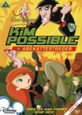 kim possible 5 - abekattestreger - disney - DVD