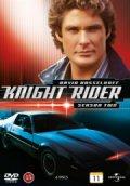 knight rider - sæson 2 - box - DVD