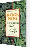 kogebog til sundhedens alfa og omega - bog