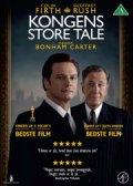 the king's speech / kongens store tale - DVD