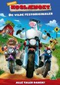 koslænget / barnyard - DVD