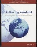 kultur og samfund - bog