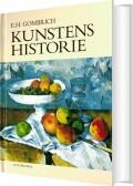 kunstens historie - bog