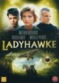 ladyhawke og lommetyven - DVD