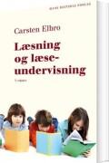 læsning og læseundervisning - bog