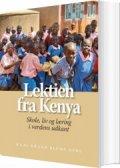 lektien fra kenya - bog