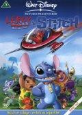 leroy og stitch - disney - DVD