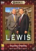 lewis - sæson 1 - box - DVD