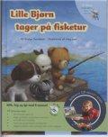 lille bjørn tager på fisketur - bog