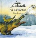 lille krokodille på kælketur - bog