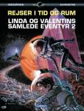 linda og valentins samlede eventyr 2: rejser i tid og rum - bog