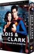 lois and clark - sæson 2 - volume 2 - box set - DVD