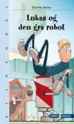 lukas og den grå robot - bog