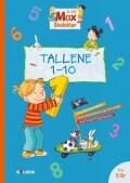 max skoleklar - tallene 1-10 - bog