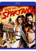 meet the spartans - Blu-Ray