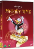 melody time - disney - DVD