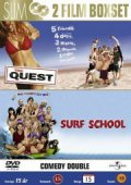 mexican trip / surf school - double pack - DVD