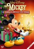 mickey mouse fejrer jul med alle sine venner - DVD