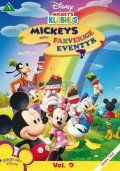 mickeys klubhus - mickeys farverige eventyr - disney - DVD
