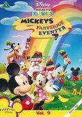 mickeys klubhus / mickey mouse clubhouse - mickeys farverige eventyr - DVD
