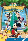 mickeys klubhus - mickeys store vandeventyr - disney - DVD