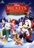mickeys magiske jul - sneet inde hos mickey - disney - DVD