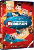 min skøre familie robinson - disney - DVD