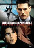 mission impossible 1 + 2 - DVD