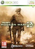 modern warfare 2 (call of duty) - xbox 360